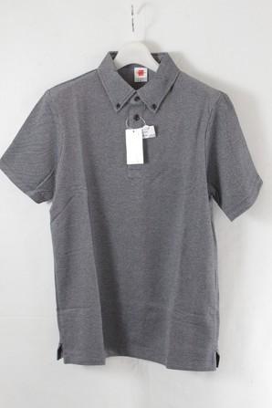 1箱限定!【BONMAX】ボタンダウンポロシャツ 60枚 NEWアソー
