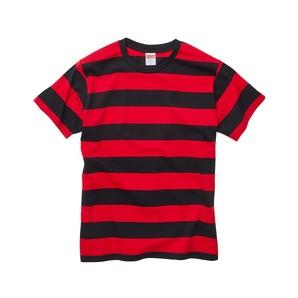 【United Athle 】5.0オンス ボールドボーダー ショートスリーブ Tシャツ 28枚
