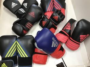 【adidas】BOXING グローブ 12個
