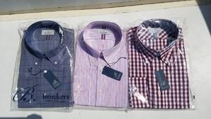 【フレックス】デパート展開 高級 長袖Yシャツ 上代7900円 30枚セット