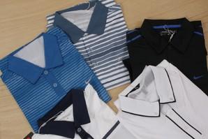 【NIKE/ナイキゴルフ】メンズ ポロシャツ こみこみ 20枚セット