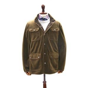 月曜市!FIDATO メンズ高級バックバックプリント カバーオールジャケット 驚異の650円