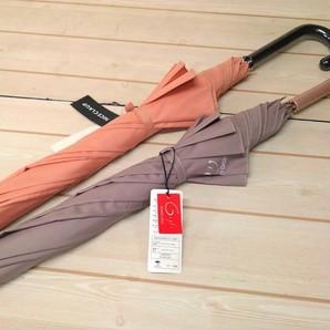値下げ!梅雨です!ナイスクラップ&ロメオジリ ブランド傘2種アソート 58cm
