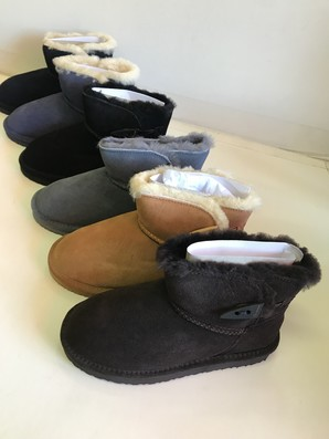 THESALE! 限定1箱!【Bearpaw】ベアパウ Jonnie ci4bt002w 9足