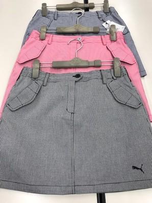 (プーマ)Puma ゴルフ スカート 3色展開 3サイズアソート 31枚入り