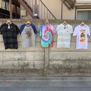 ボルコムTシャツ定価六千円タイダイ染めTシャツ多めSET!Tシャツ30枚
