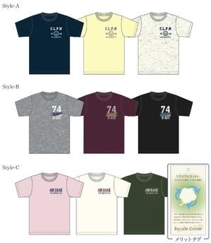 【Campanello】メンズ 天竺 ワンポイントロゴ柄プリント 半袖Tシャツ 3柄展開 40枚セット 品番:MT172-09