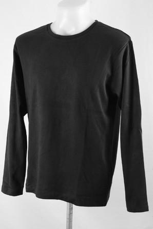 【CPS】メンズ クルーネック ロングTシャツ 3色展開 30枚セット 品番:187-7200B