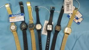 在庫処分SALE!Casioカシオ レディスアナログ腕時計 7本こみこみ 7本入り
