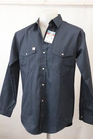 ジーンズ業界巨匠コレクション!LEVIS代理店社長の30年間の思い出が詰まったアメリカ買い付け品!ありがたいMADE IN CANADA、BIG BILLのワークシャツ Mサイズ ①点のみ!