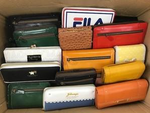 残り僅か!!FILAなどのブランド品も入る お財布 福箱! お値打ち品多数あり!ちょこっと訳あり。