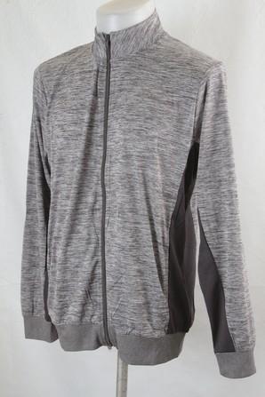 エアリードライシリーズ 吸汗速乾素材 メンズ スタンド襟ジャケット 画像使用OK