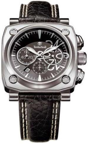 [テインバーランド]TIMBERLAND 腕時計 NEWBURY ニューベリー ブラック QT7121103 メンズ [正規輸入品]