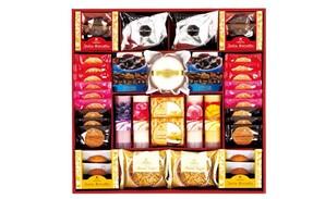 京都ラ・バンヴェント プリン&焼き菓子詰合せ 4個セット 品番:LBD−40W 賞味期限:1ヶ月以内