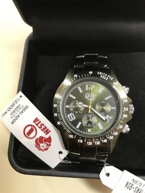 ネスタブランド 腕時計 定価12000円
