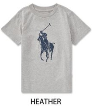 POLO Ralph Lauren BOYS/ポロラルフローレンボーイズ Performance Jersey Tシャツ 3色展開 12枚セット