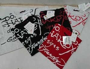 エドハーディー メンズ 柄半袖Tシャツ 15枚入り 130175-19