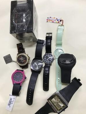 二千円代 時計 8個SET
