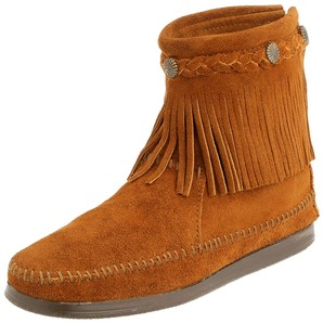 MINNETONKA  Hi Top Back Zip Boot 3色 25足セット