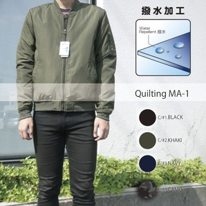 SALE!!【CINEMA/シネマ】メンズ 裏キルト MA-1タイプジャケット 24枚セット 品番:187-9009