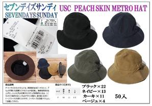 イオンなどにも入ってるお店セブンデイズサンデイSEVENDAYSSUNDAYの帽子特価です。メトロハット