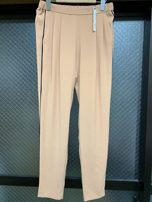 トラッドファッションブランド、ELFORBRのポリエステルパンツ定価11000円