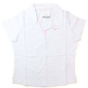 (ナイキ ゴルフ) NIKE GOLF ガールズ トップス DRI-FIT パステルカラー ポロシャツ 407252
