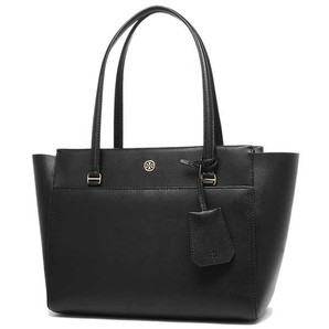 【TORY BURCH/トリーバーチ】PARKER SMALL TOTE トートバッグ 品番:37744 019 BLACK