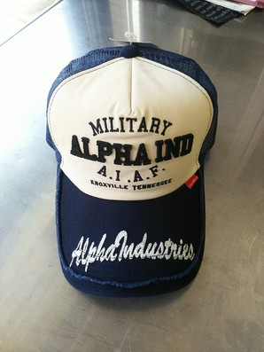 Alpha Industries. Air Force Mesh Cap 20個セット!