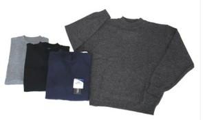 【紳士】385973 大きいサイズ!ハイネックセーター 12枚