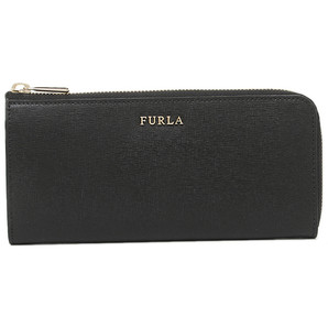 FURLA  フルラ 長財布ブラック   1個売り!! 上代28000円