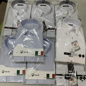 ブランド長袖ワイシャツ8枚SET!Lサイズメイン!