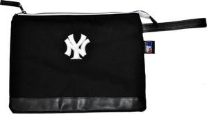 ニューヨークヤンキース キャンバスクラッチバッグ CLH06 激安処分
