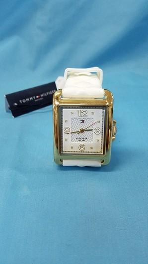 在庫処分特価!TOMMY HILFIGER トミーヒルフィガー 腕時計 レディース 1個売り