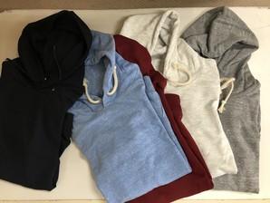 【DALUC】パーカー、L/S-Tシャツ こみこみ18枚