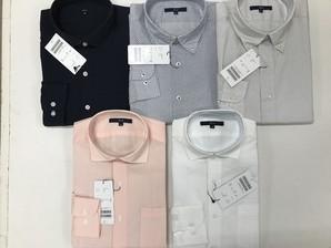 1箱だけ処分 春の特選品!G-STAGE メンズスプリング長袖デザインシャツ 2型セット 画像使用ok