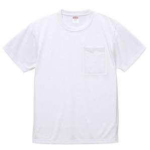 【United Athle】6.5オンス ドライコットンタッチ Tシャツ(ポケット付) 22枚セット