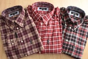 【KANSAI JEANS】カンサイジーンズ メンズネルシャツ!参考上代4800 418-553 特価分はラスト1箱