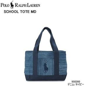Ralph Lauren  ラルフローレン School Tote Medium 1個売り!!
