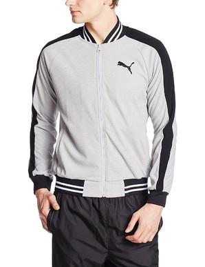 特価PUMA!フィットネス トレーニングジャケット カラーグレー 8枚入り