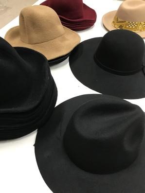 STYLEST 1セット限定!レディース帽子セット 24pcs