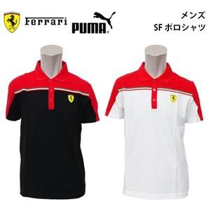 PUMA メンズ SF フェラーリポロシャツ 8枚セット