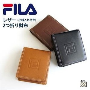 【 FILA 】フィラ  レザー2つ折り財布 10個セット