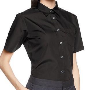 AIMY レディース 半袖ブロードシャツ 00810-SBL 4色こみこみアソート20枚セット