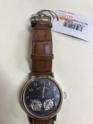 BROOKIANA(ブルッキアーナ) 機械式 時計 定価15000円