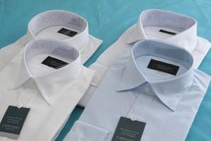 高級ブランド 某有名Yシャツメーカーの高級長袖 Yシャツ 30枚セット