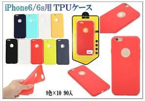 11円SALE iPhone6・6S用TPUケース 最終1箱だけ激安処分 30個