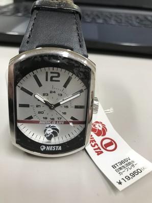 月曜ラス市!【NESTABRAND】ネスタブランド腕時計 NSB-BT36ST