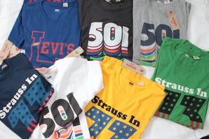 【LEVIS/リーバイス】メンズ プリントTシャツ こみこみ50枚セット  人気沸騰中!