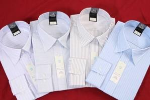 フレックス 高級Yシャツ CYB304 20枚 レギュラーカラー